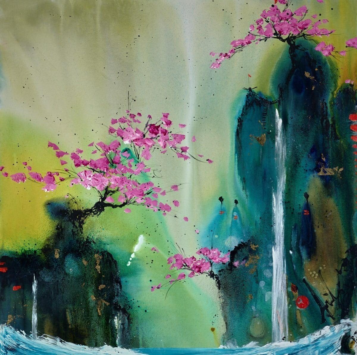 Living Within Loveliness ~ Danielle O'Connor Akiyama
