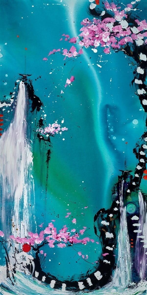 Travelling by Sea Road ~ Danielle O'Connor Akiyama