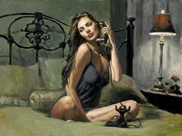 Black Phone II ~ Fabian Perez