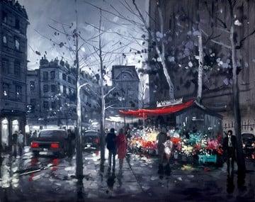 Boulevard saint germain ~ Henderson Cisz