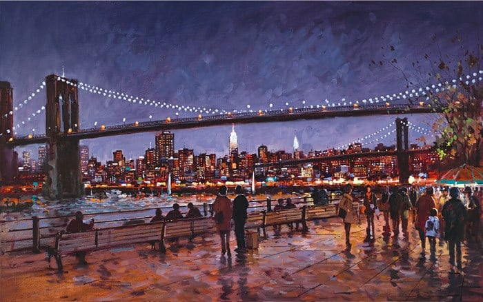 Brooklyn Bridge ~ Henderson Cisz