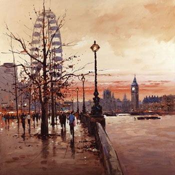 London Eye ~ Henderson Cisz