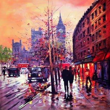 London glow ~ Henderson Cisz
