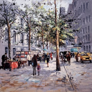 Manhattan Central ~ Henderson Cisz