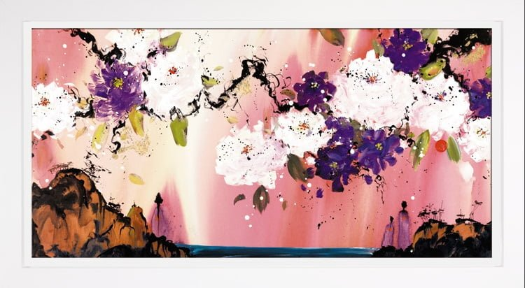 Messengers of Love II ~ Danielle O'Connor Akiyama