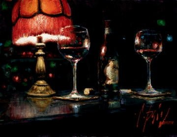 Noches de malavida iii ~ Fabian Perez