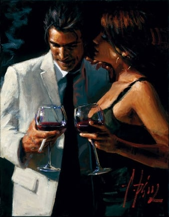 Proposal xii ~ Fabian Perez