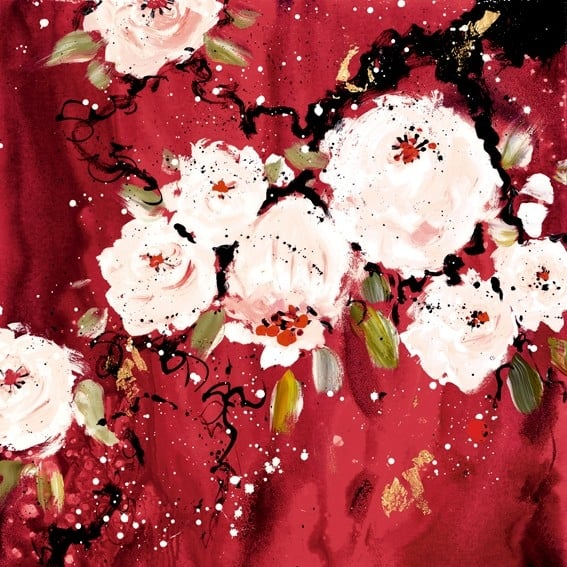 Scarlet Symphony ~ Danielle O'Connor Akiyama
