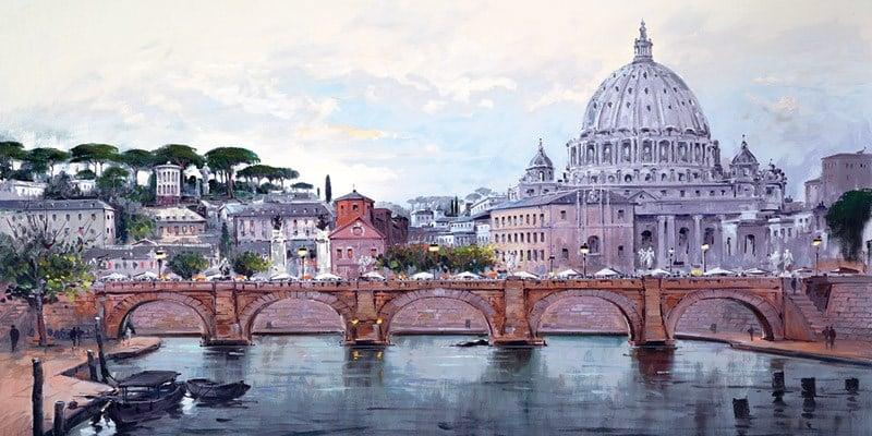 St Peters, Rome ~ Henderson Cisz