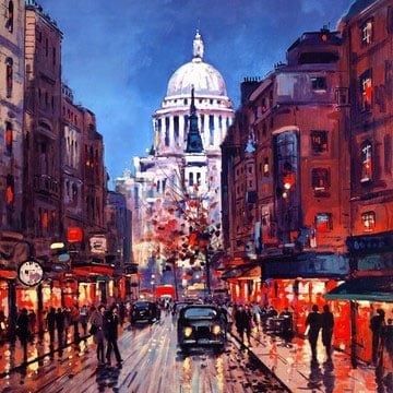 St pauls, the city ~ Henderson Cisz