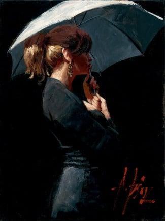 Summer Rain II ~ Fabian Perez