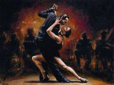 Tango ii ~ Fabian Perez