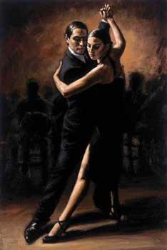 Tango VI ~ Fabian Perez
