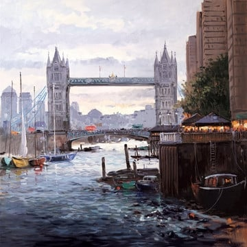 Tower Bridge ~ Henderson Cisz