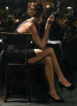 Valerie at las brujas ~ Fabian Perez