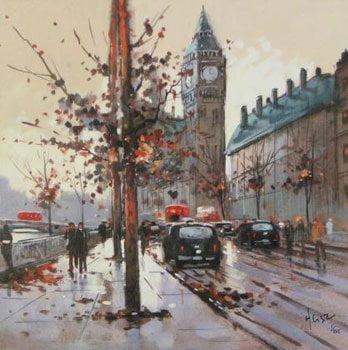 Victoria Embankment ~ Henderson Cisz