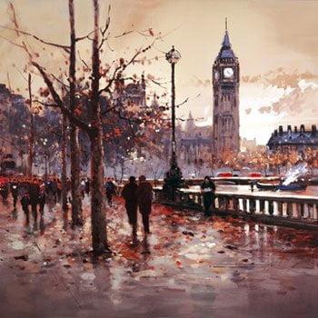 Westminster Bridge ~ Henderson Cisz