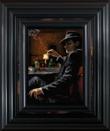 Whiskey at Las Brujas VII ~ Fabian Perez