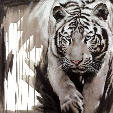 White Stripes ~ Jen Allen
