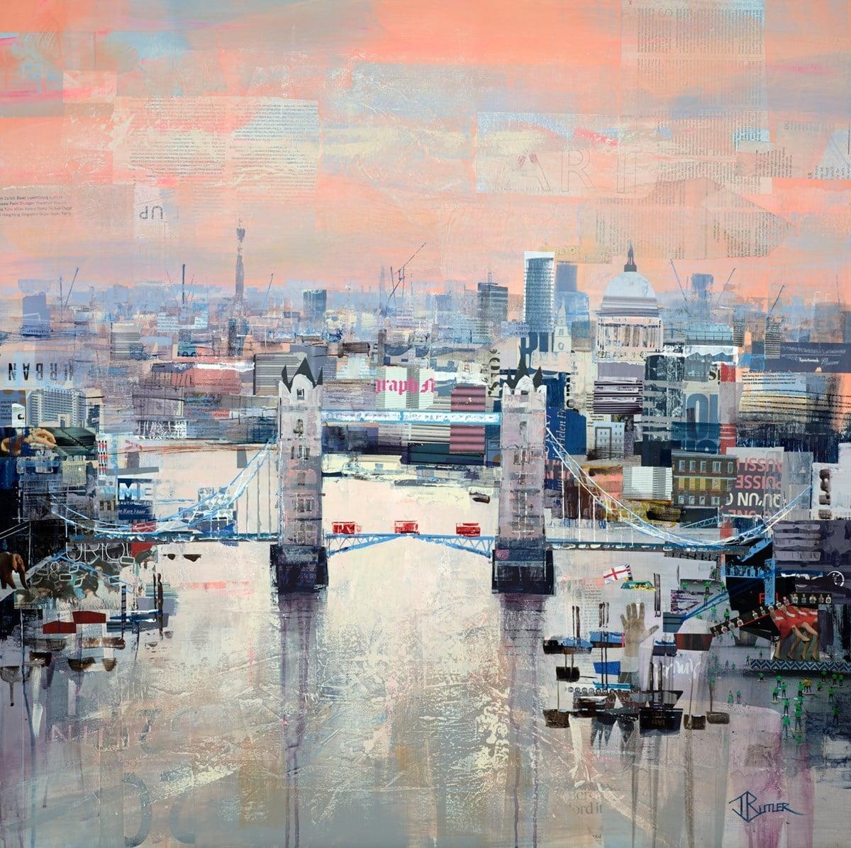 Thames Sunset ~ Tom Butler