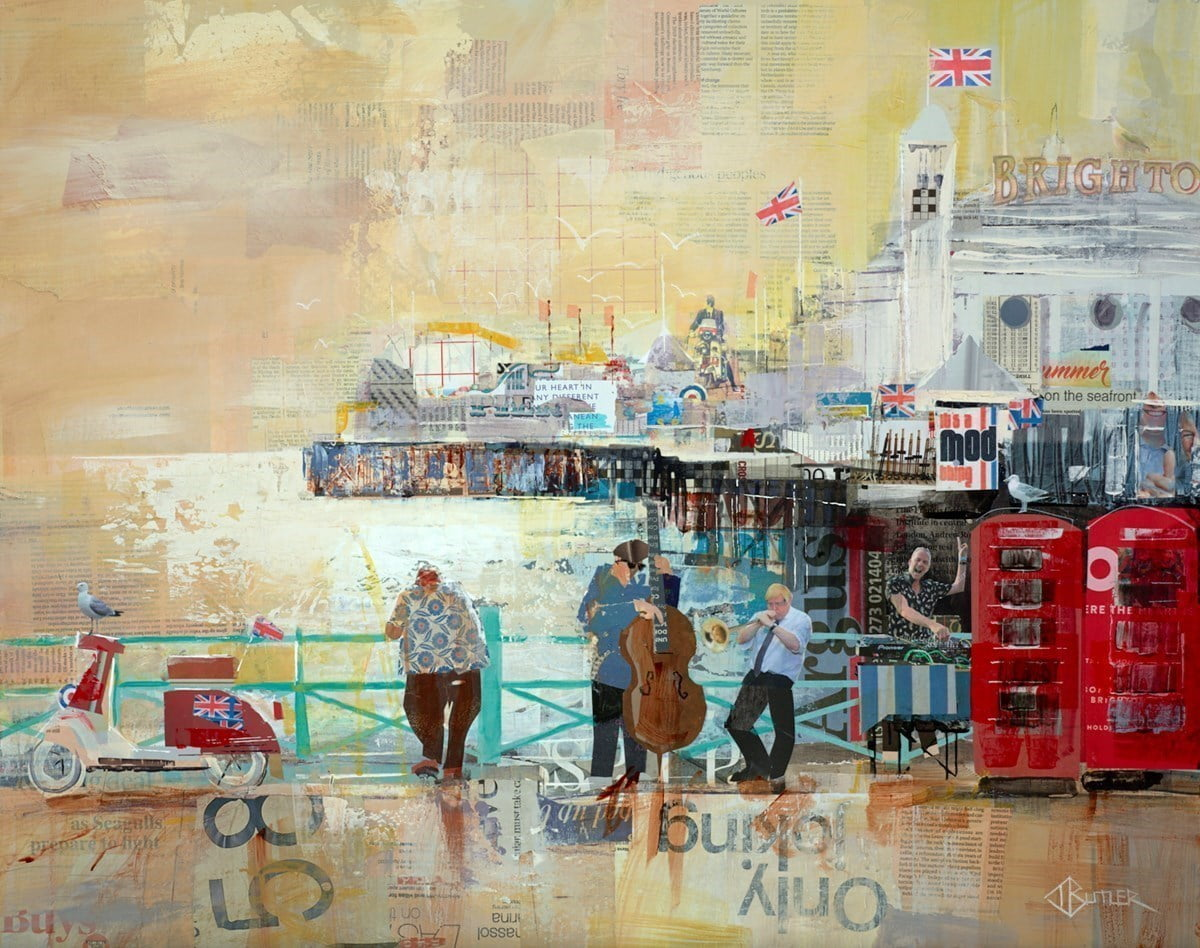 The Mod Squad ~ Tom Butler