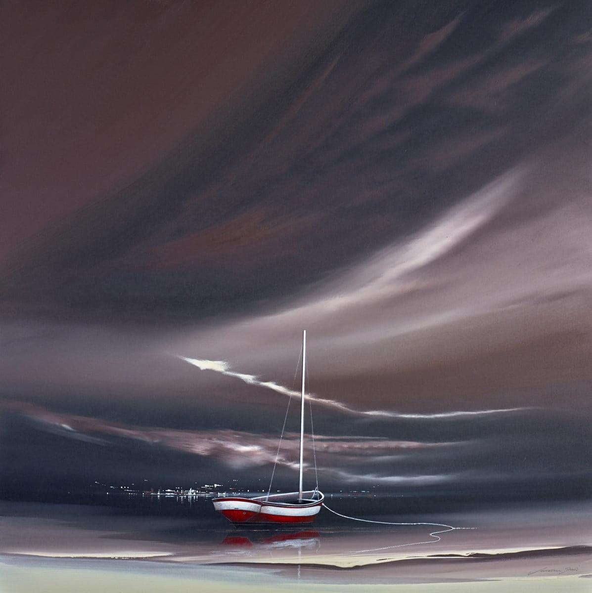Graphite Boat V ~ Jonathan Shaw