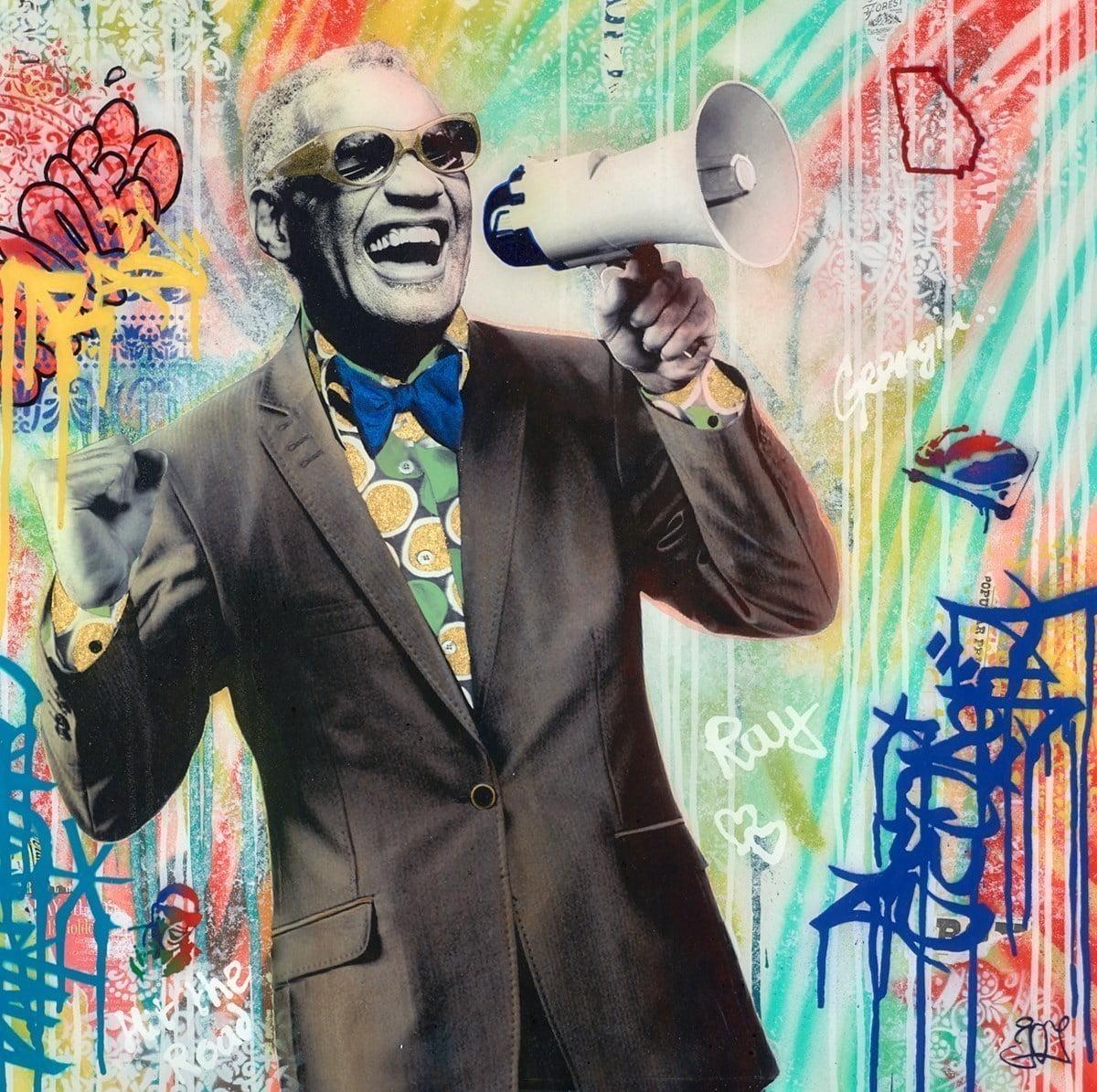 Ray Charles ~ Srinjoy
