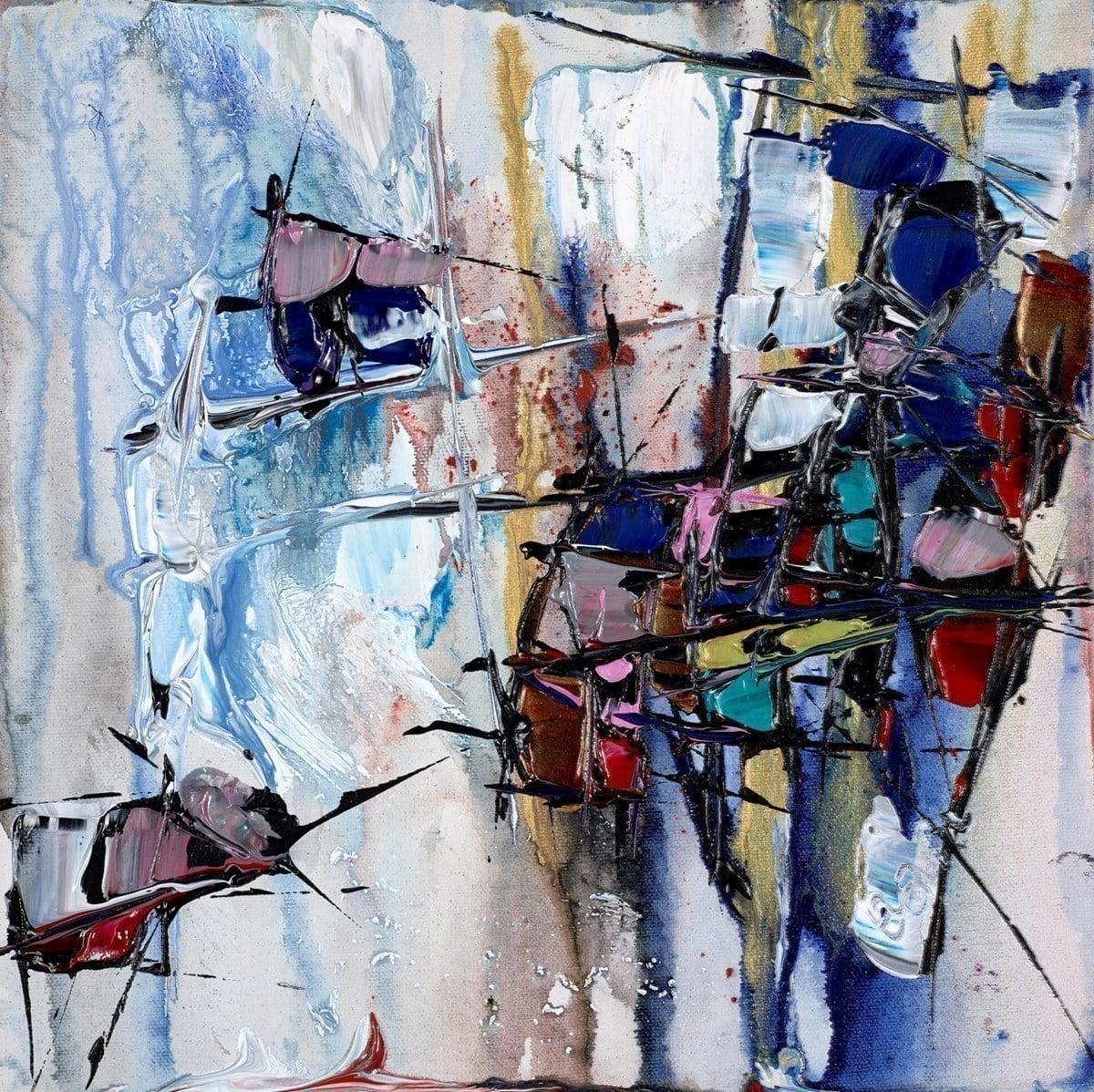 Abstract II ~ Maya Eventov