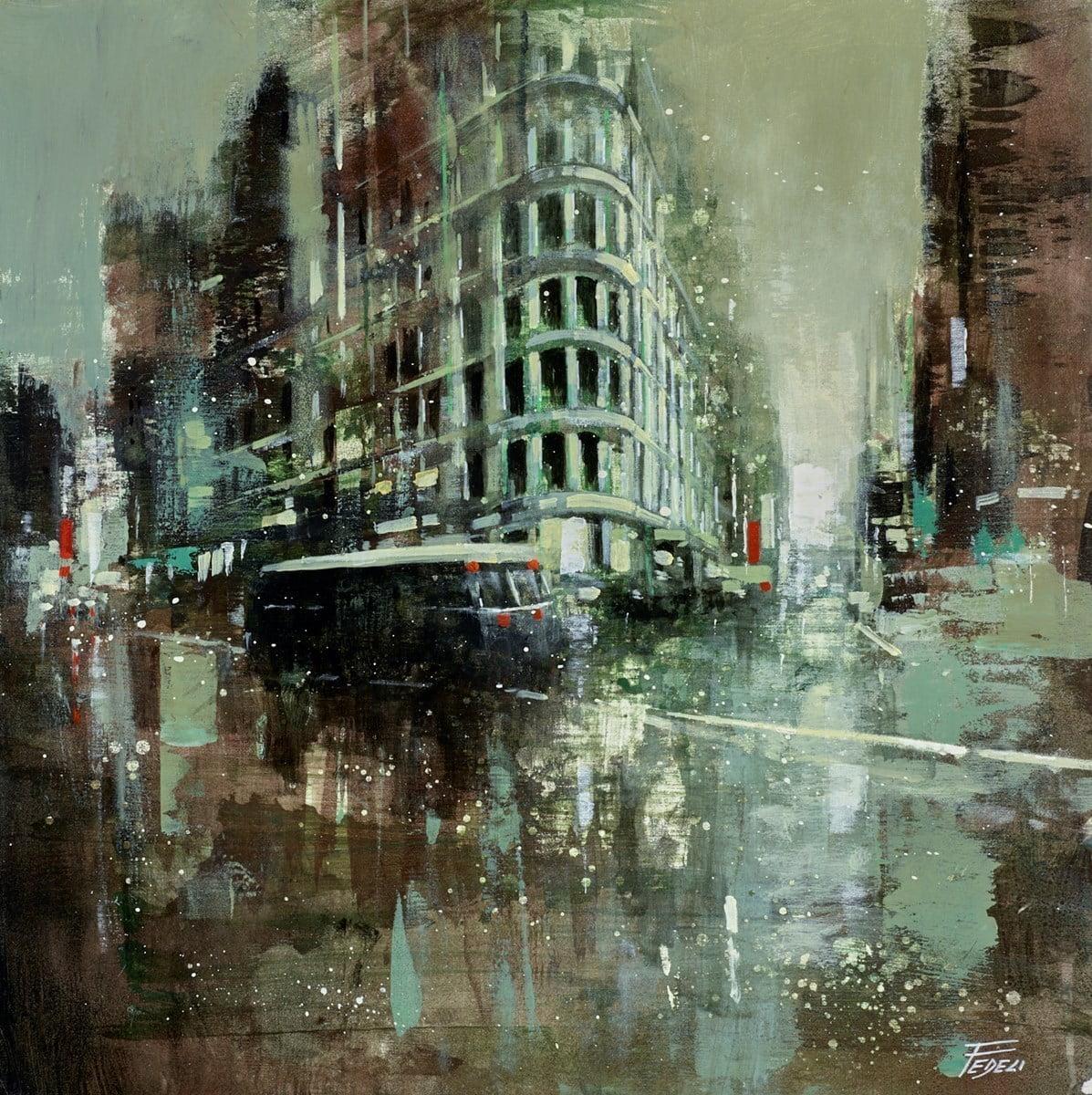 Ritratto Urbano ~ Paolo Fedeli