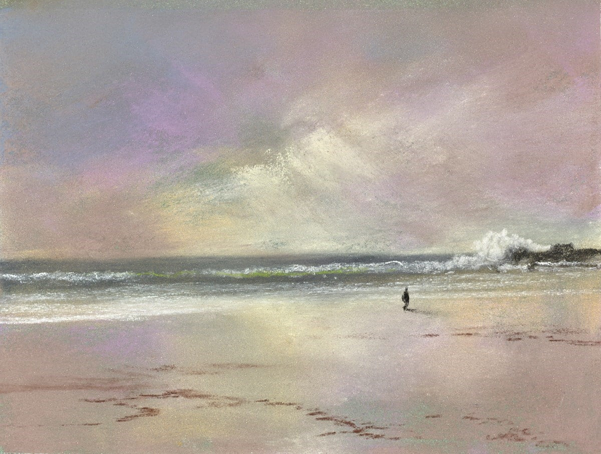 Lilac Sky II ~ Philip Gray