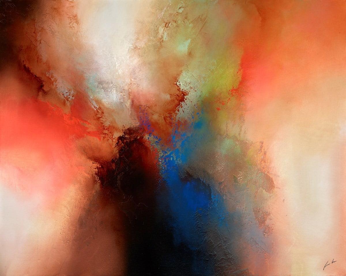 Aglow ~ Simon Kenny