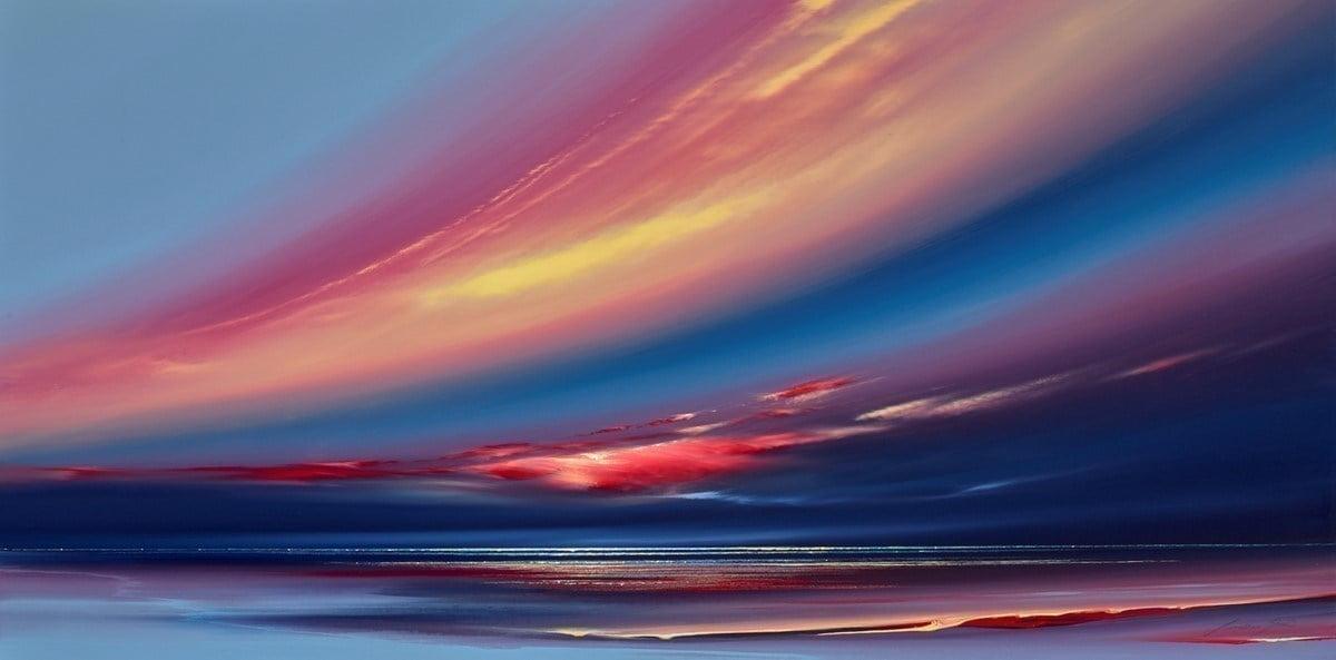 Twilight Skies V ~ Jonathan Shaw