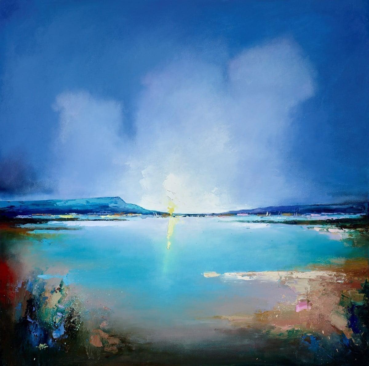 Blue Dawn II ~ Anna Gammans