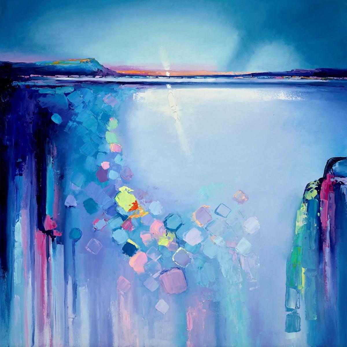 Blue Dawn III ~ Anna Gammans