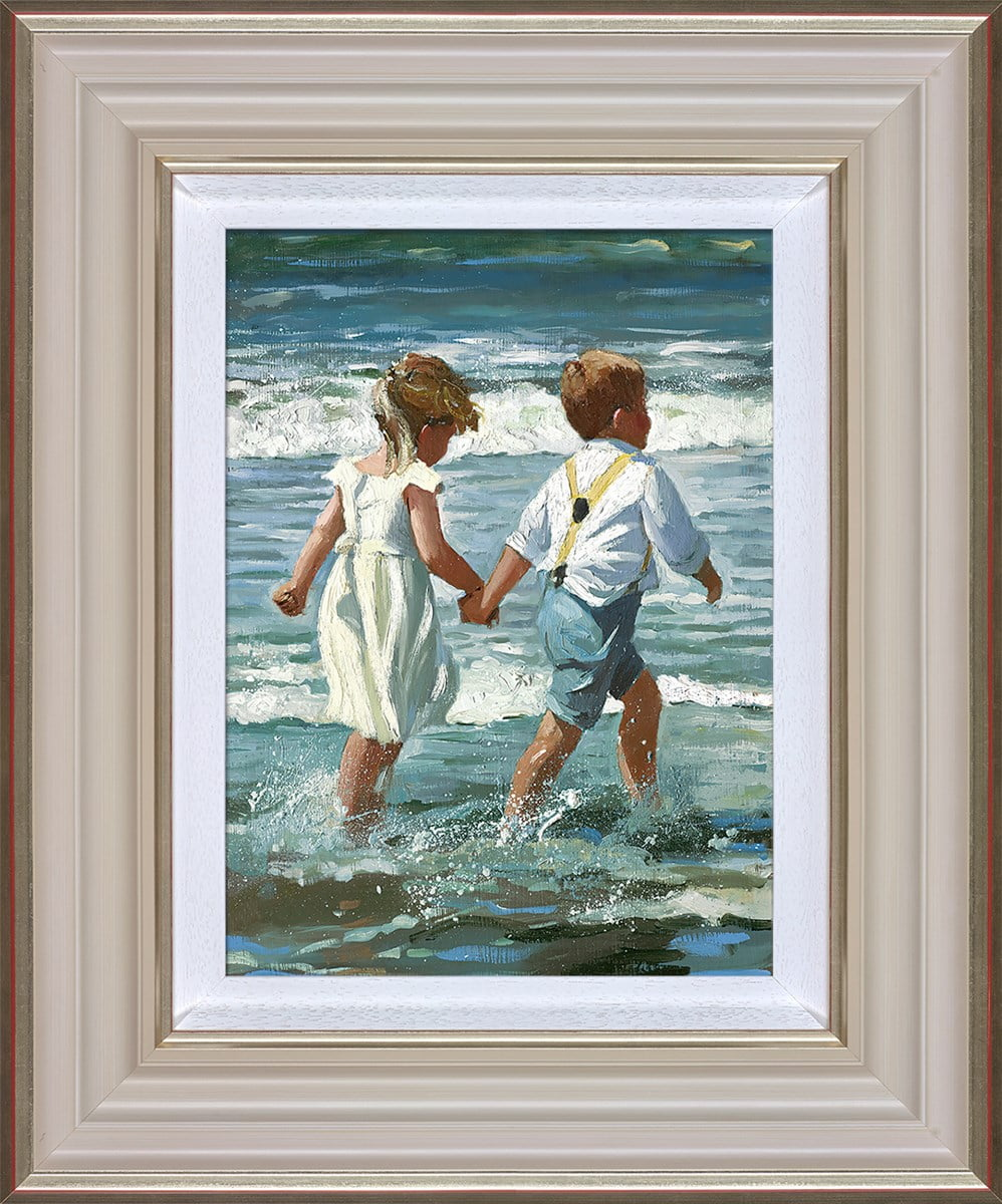 Chasing the Waves ~ Sherree Valentine Daines