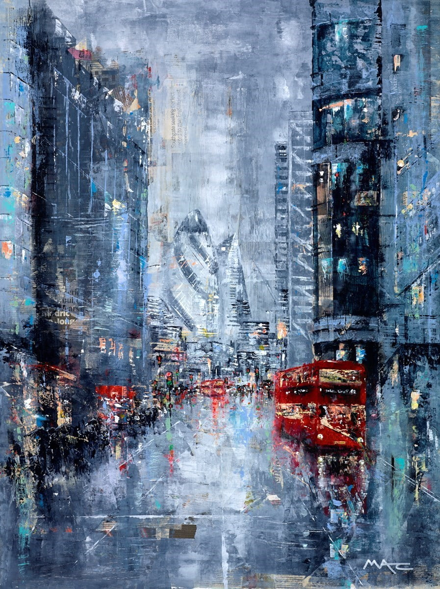 It's Home Time, London ~ Mark Curryer