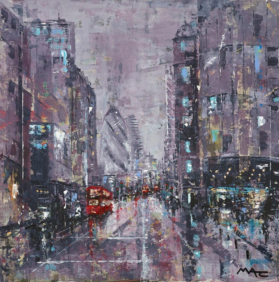 London Traffic ~ Mark Curryer