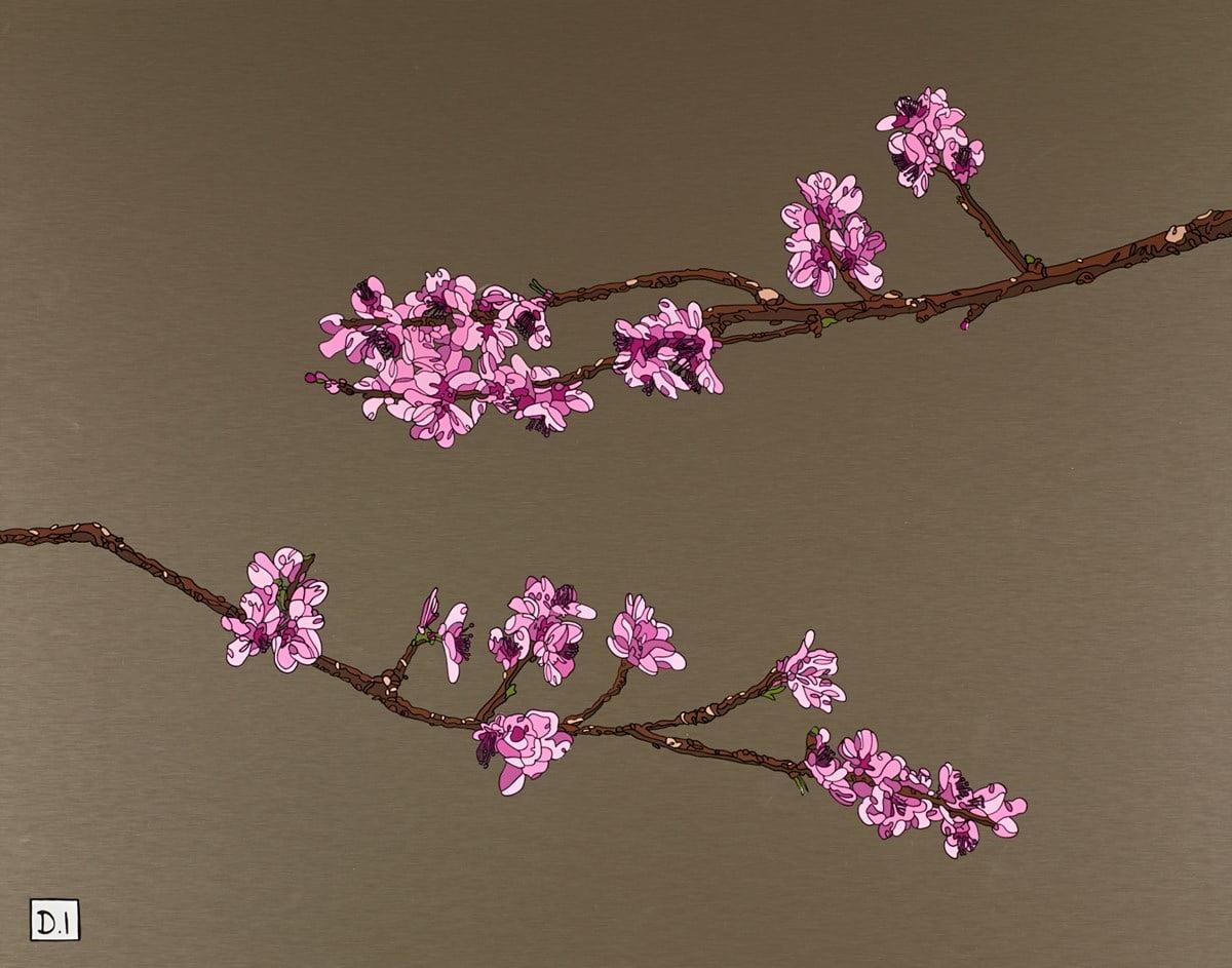 Blossom on Gold II ~ Dylan Izaak