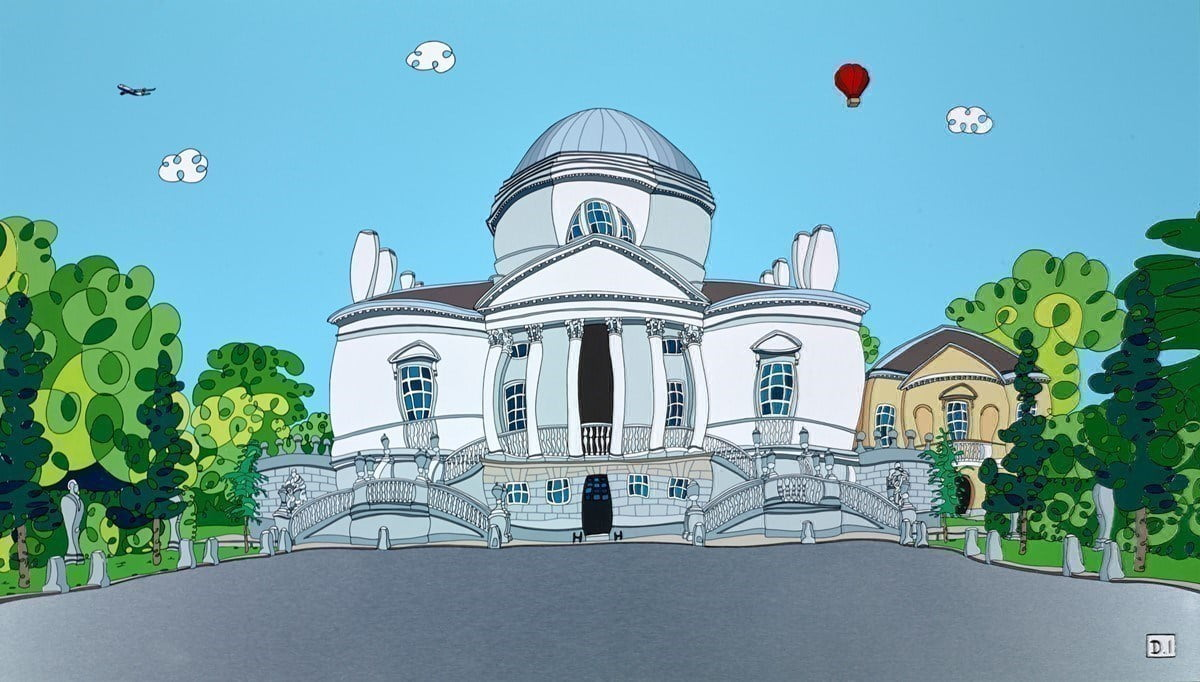 Chiswick House ~ Dylan Izaak