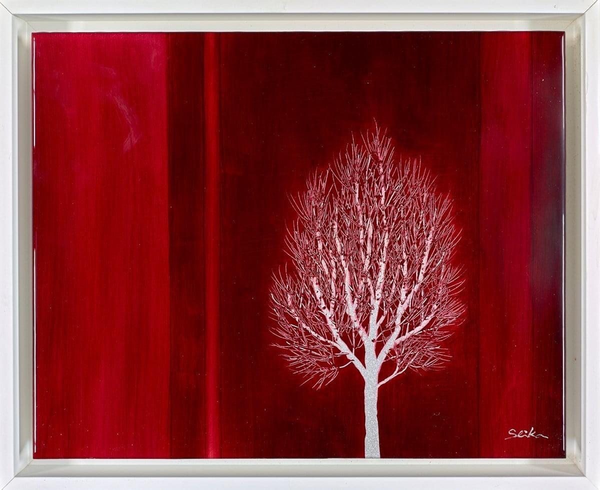 Red Sunset III ~ Nakisa Seika