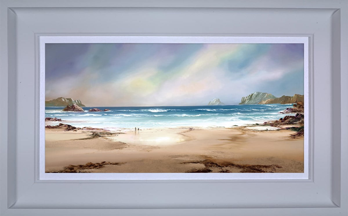 Peaceful Shores ~ Philip Gray