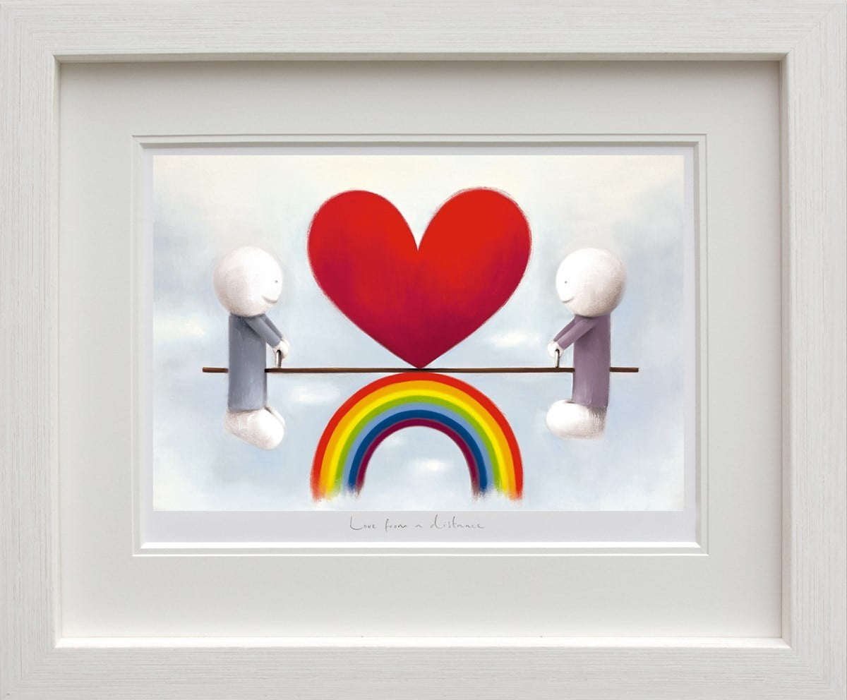 Love From A Distance ~ Doug Hyde