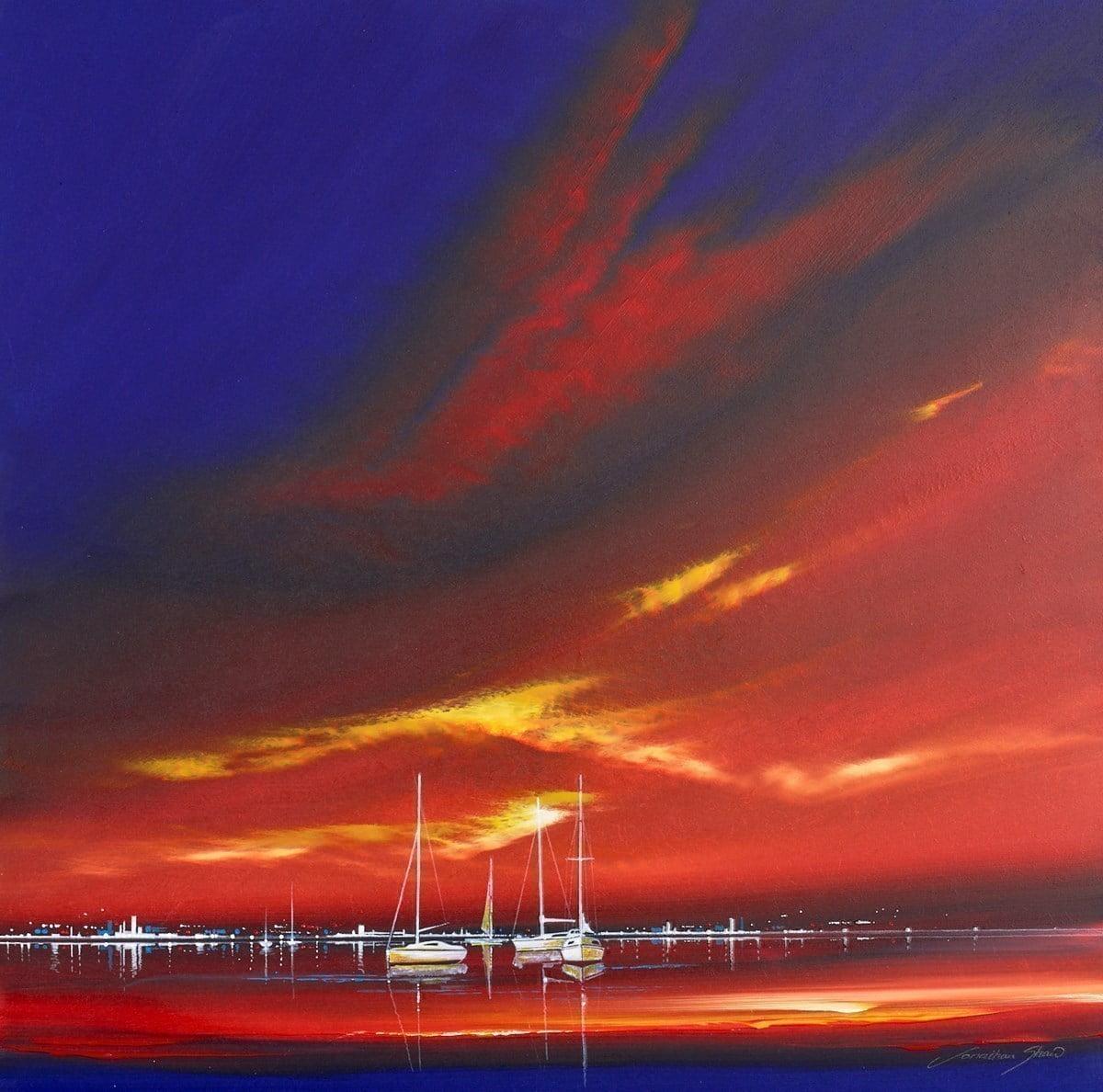 Oriental Sky VI ~ Jonathan Shaw