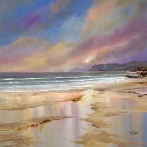 Sunset Blush III ~ Philip Gray