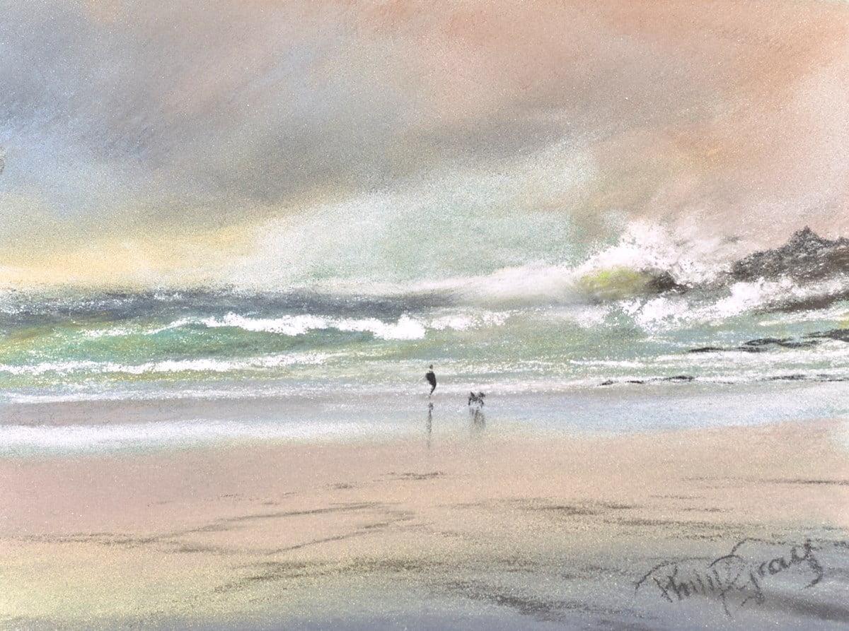 A Quiet Walk V ~ Philip Gray
