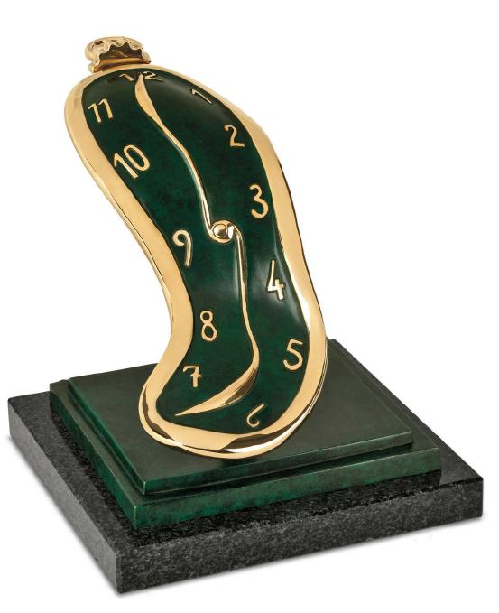 Dance Of Time III ~ Salvador Dali