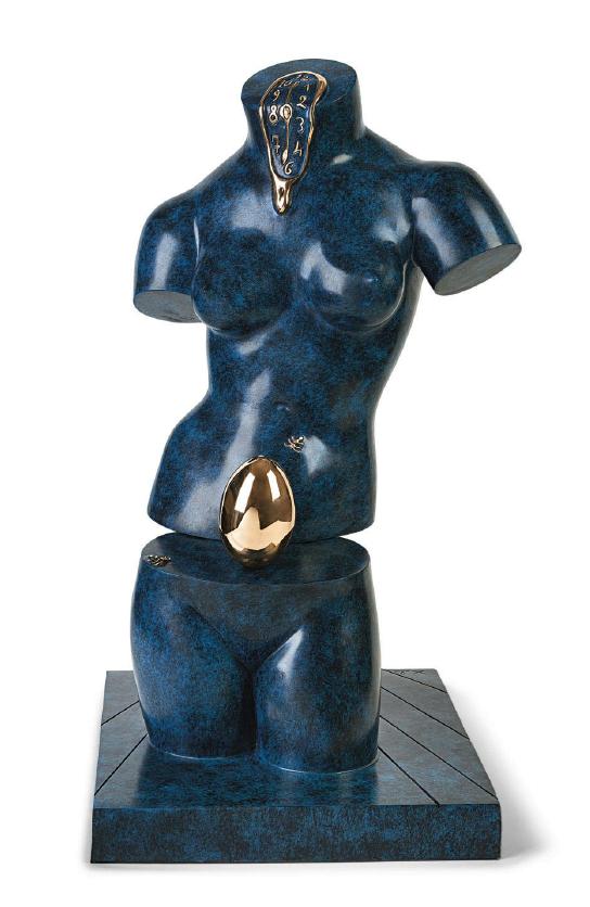 Space Venus ~ Salvador Dali