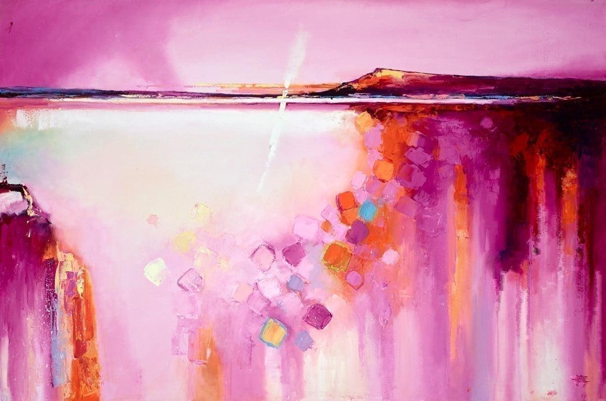 Rose Sunset III ~ Anna Gammans