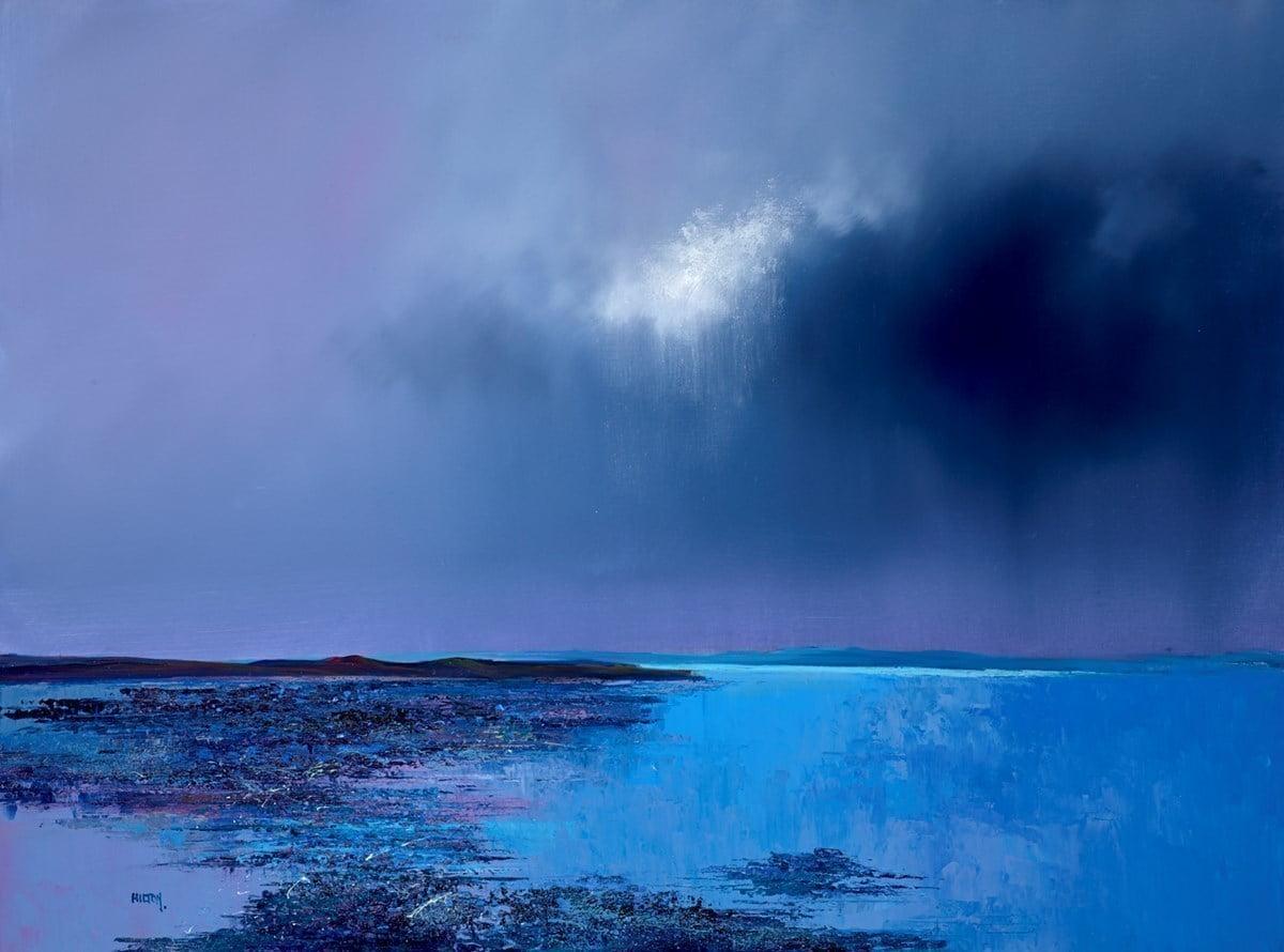 Winter Blue ~ Barry Hilton