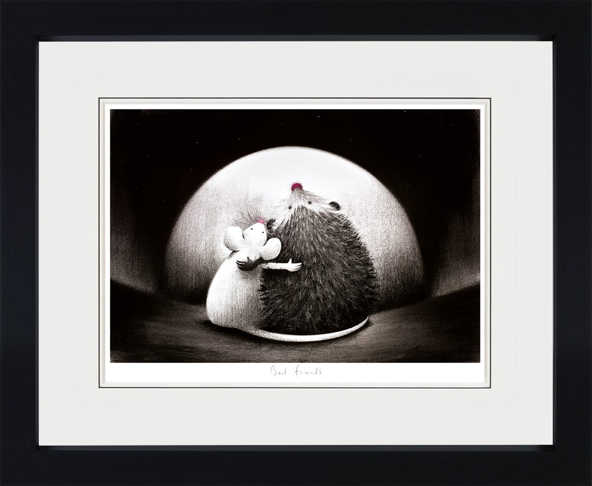 Best Friends ~ Doug Hyde